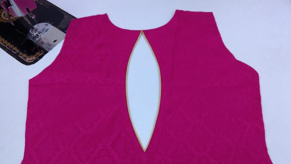 blouse back design, kurti back design, blouse back neck designs