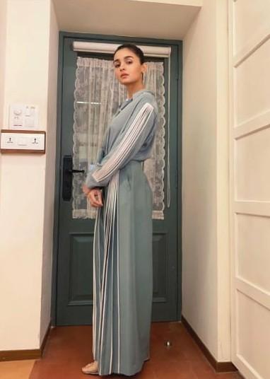 Alia Bhatt In Bodice