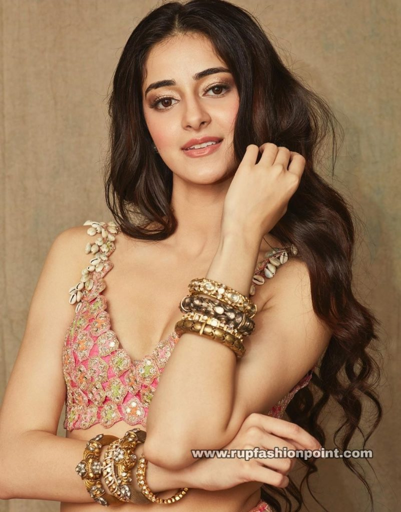 Ananya Panday Debut in LFW 19