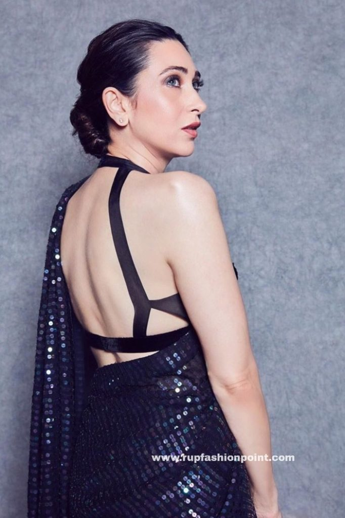 Black is a Happy Colour for Karishma Kapoor
