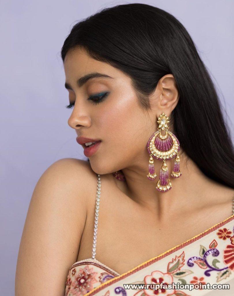 Jahnvi Kapoor in Tarun Tahiliani