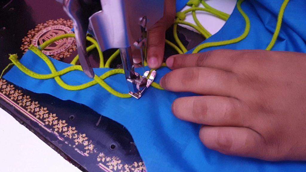 Latest Dori Neck Design Cutting and Stitching 2019