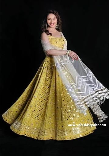 Madhuri Dixit In Monika Nidhii