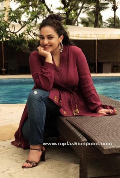 Nithya Menen in Divya Anand
