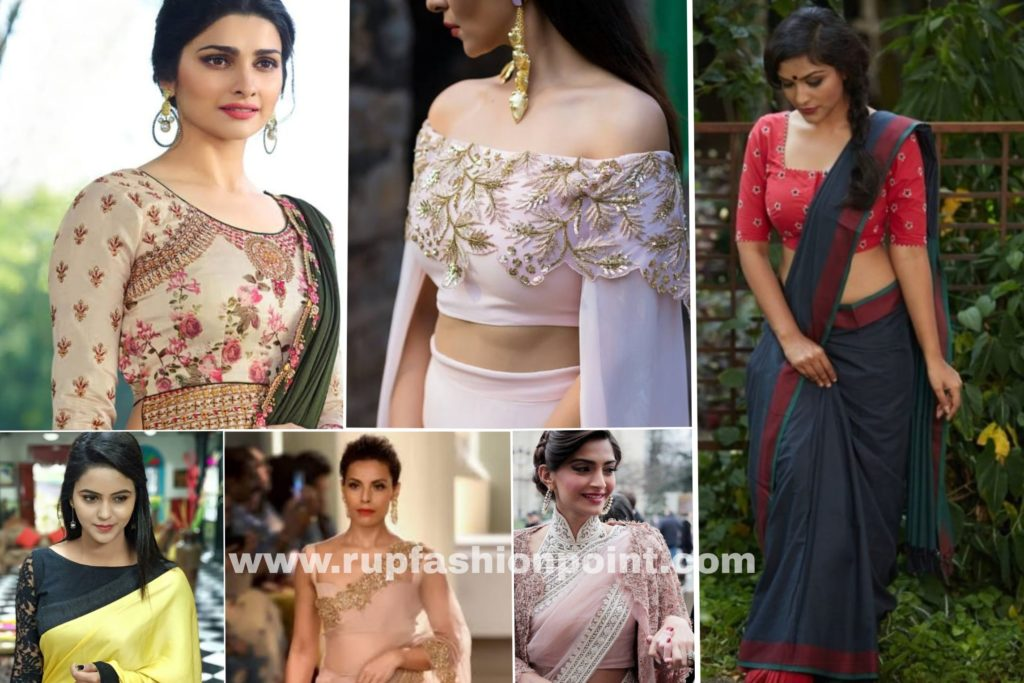 BLOUSE DESIGNS OF 2019