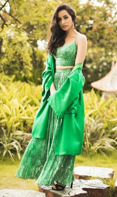Shraddha Kapoor In Evergreen Style