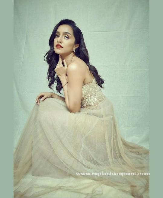 Shraddha Kapoor In Reem Acra
