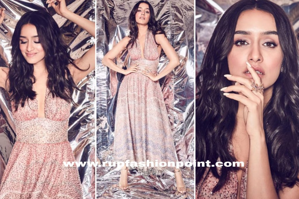 Shraddha Kapoor in a Stunning Outfit