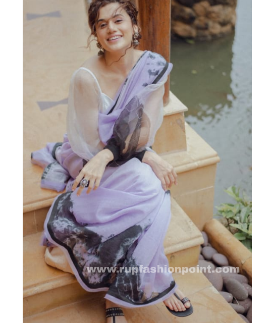 Taapsee Pannu In Bloni