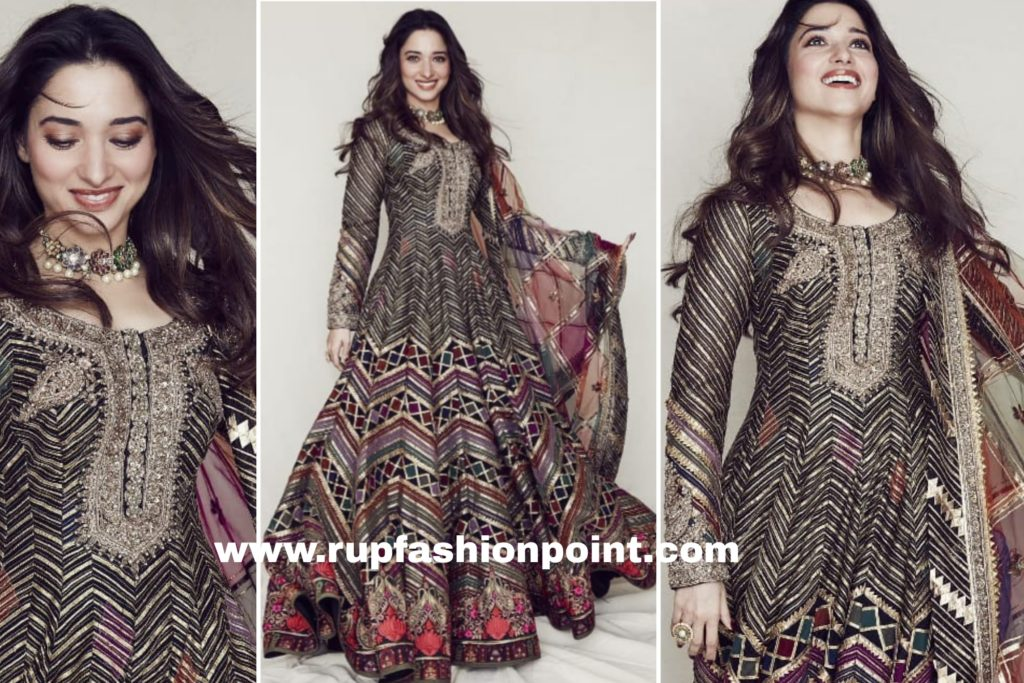 Tamannaah Bhatia in a Stunning Outfit