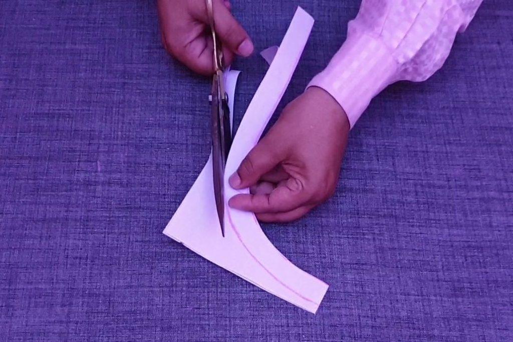 Neck Design for Kurti Cutting and Stitching