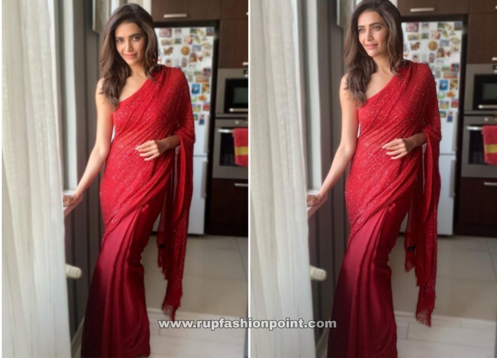 Karishma Tanna in Label Prerna Mehra