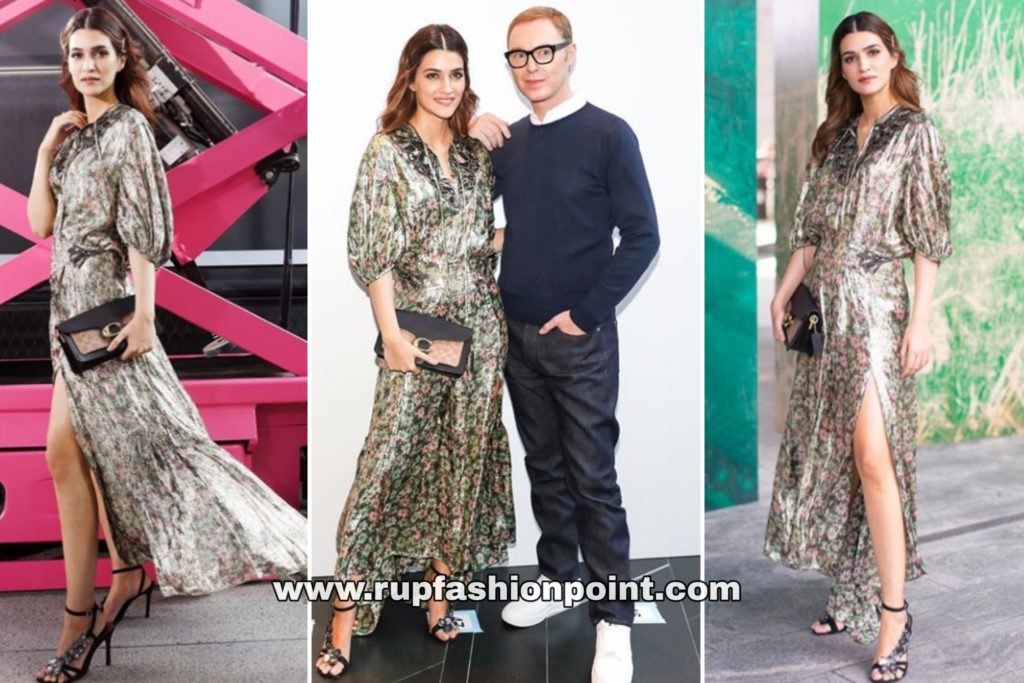 Kriti Sanon in New York Fashion Week