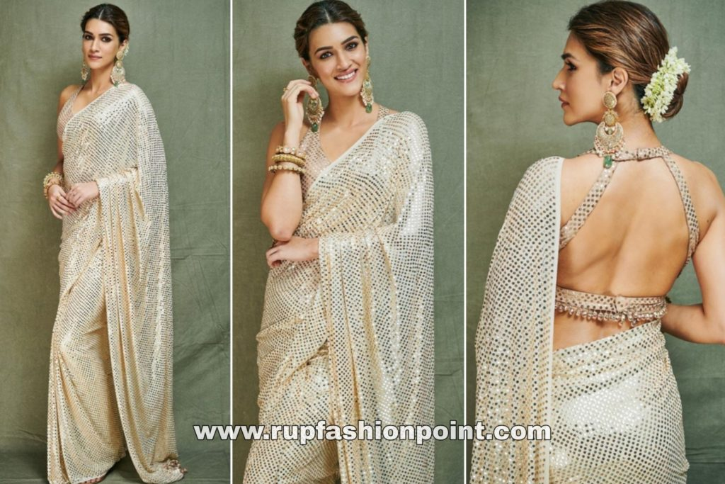 Kriti Sanon on Ganpati Celebrations